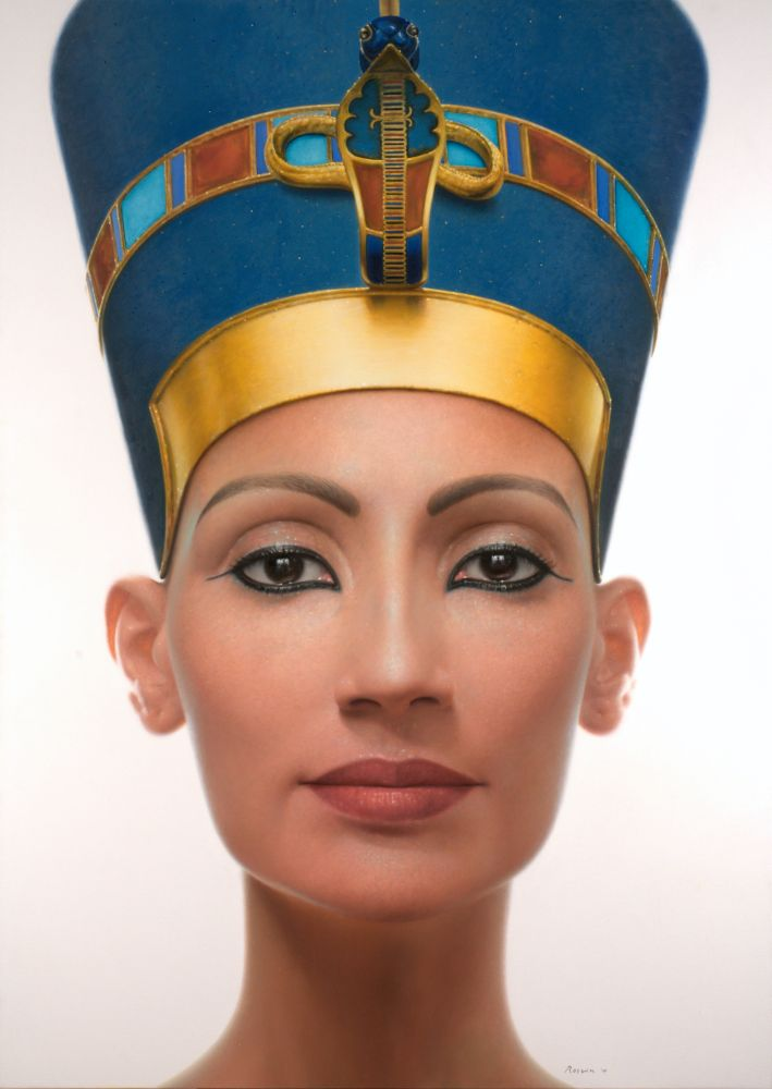 Rossin Art Studio Nefertiti
